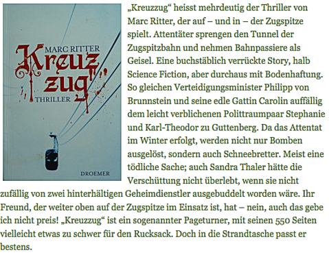 Marc Ritter bei Bergliteratur.ch