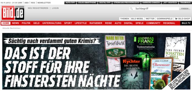 Marc Ritter Josefibichl Bild.de Titelseite