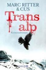 Marc Ritter Transalp Kriminalroman Alpenkrimi