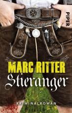 Marc Ritter Stieranger Kriminalroman Garmisch-Partenkirchen Alpenkrimi Krimi